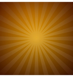 Abstract Retro Gold Background vector image
