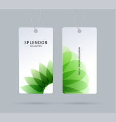 labels tags design for sale clothes alcohol vector image