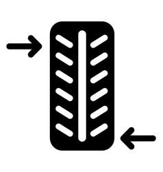 Tyre balancing vector