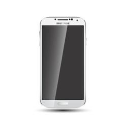 Andriod smart phone vector