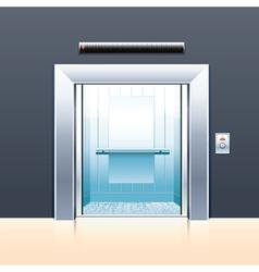 Passenger Elevator vector