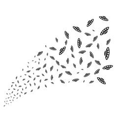 Ufo source stream vector