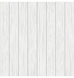 White wood boards background vector