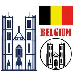 Belgium vector