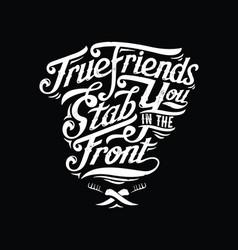 True friends vector