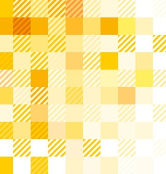 Yellow Abstract Matter vector image vector image