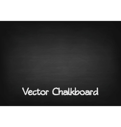 Abstract black chalkboard texture vector image