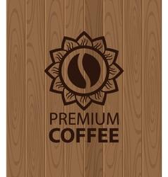 Premium coffee vector