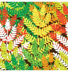 fern tile vector image