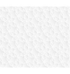 Neutral white lotus texture vector
