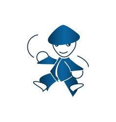 Ninja-380x400 vector image