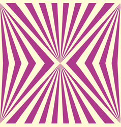 stylish seamless geometric pink striped pattern vector image