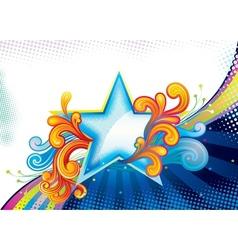Superior star vector