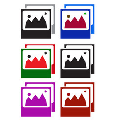 photos images jpg icon vector image