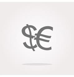 money Icon money Icon money Icon Art vector image vector image