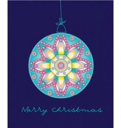 Christmas card designs vector image