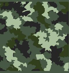 Patriotic military cloth uniform background vector