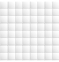 Abstract white gray seamless pattern vector image vector image