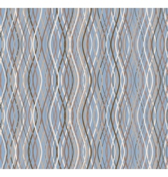 Seamless ripple pattern Repeating texture in vector image