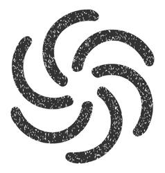 Galaxy Grainy Texture Icon vector