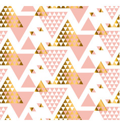 Abstract luxury geometric pattern vector