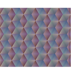 Texture with geometric shapes rhombic spectrum vector