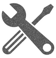 Tools Grainy Texture Icon vector