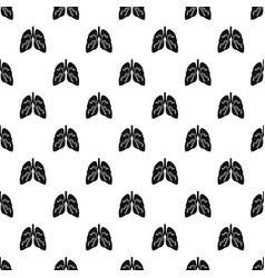 tuberculosis lungs pattern seamless vector image