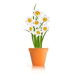 Spring Gardening vector image