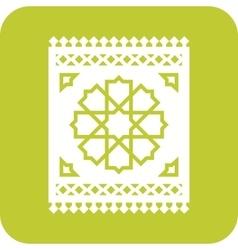 Carpet vector image