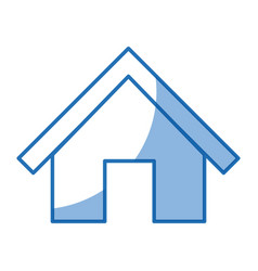 Home page web online internet button icon vector