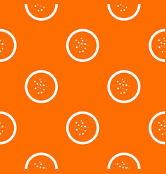 hot sauce pattern seamless vector image