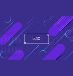 Purple background with lines vector