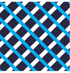 seamless repeating crossed lines background vector image