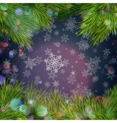 Blue Christmas Background EPS 10 vector