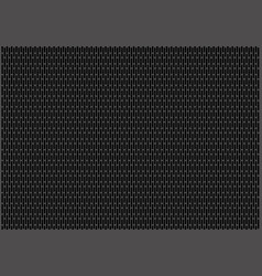 dark grey rounded rectangle mesh background vector image