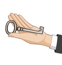 Key vector