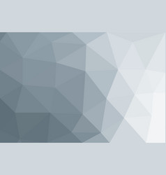 Light-colored background in low poly style vector