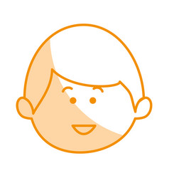 Little baby avatar character vector