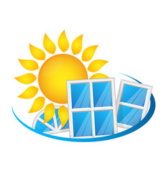windows to save heat vector image