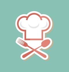 cooking motivi3 vector image vector image