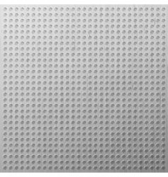 chrome grid vector image