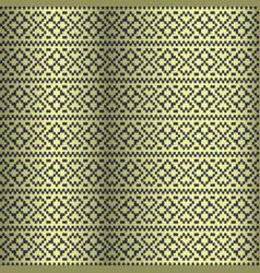 Editable patterns vector