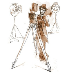 From the series filmmakers vector