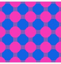 Pop art seamless background vector
