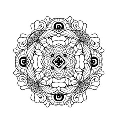 vintage element vector image