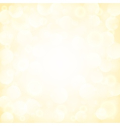 background with bokeh vector image