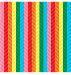 seamless vertical stripes pattern vector image