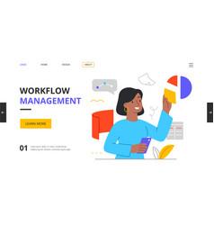 Workforce process optimization vector