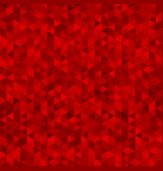 abstract red colorful background vector image
